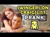 Swingers On Craigslist Prank