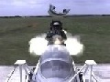 Martin-Baker Slow Motion T-38 Ejection Seat Test