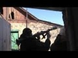 Gun Battle Between NAF And Kievians In The Town Of Debaltseve
