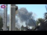 09.14.2014 Fight For Donetsk Airport Still Ongoing