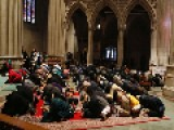 Heckler Interrupts First Muslim Prayer Service At Washington Cathedral