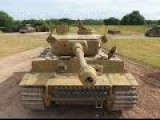 Tiger Tank! W Air Raid Audio At End