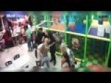 Russian Birthday Bash, Descends Into A Catfight After A Mum Complains About A Child's Behaviour