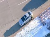 High-speed Chase For Colorado AMBER Alert Suspect 2nd Video With More Car-jacking