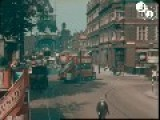 The Open Road London 1927 - Early Colour Film Shot Around London