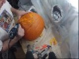 Pumkin Carving - Image Transfer Tutorial