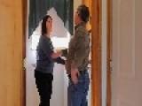 Couple Dances To Washing Machine Noises