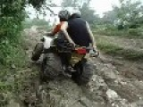 ATV Ride Goes Wrong
