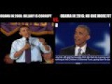 Obama On Hillary Clinton In 2008 Vs Now In 2016 - LOST CLIP
