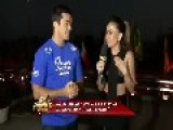 Lyoto Machida Drinks Sexy Reporter S Urine & She Drinks His!?