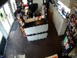 Brutal Robbery Of Girl At Boost Mobile Store