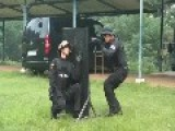 South Korean SWAT Shooting Training