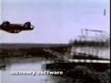 James Bond Spiral Jump Stunt
