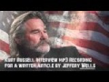 Kurt Russell Walks Off 2nd Interview On Gun Control 2 Separate Interviews Here
