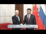 China Denies Paying Over Market Price For Russia Oil