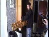 Automatic Rubber Band Gun
