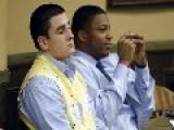 Steubenville Rape Trial Verdict: Trent Mays, Ma'lik Richmond Found Guilty