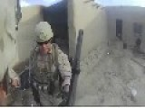 U.S. Marine Takes A Sniper Bullet To The Helmet With Zero Injury