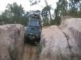 Jeep Extreme Scale Performance Outdoor Rocks