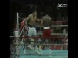 Muhammad Ali Dodging 21 Punches In 10 Seconds
