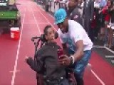 Kid With Cerebral Palsy Gets An Epic Prom Invite