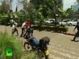 Attack On Nairobi Shopping Mall, Kenya