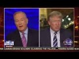 'Come On!' O'Reilly Confronts Trump Over McCain Remarks
