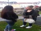 Kurdish Teens Bullying German Girl In Germany
