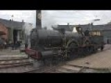 1856 Locomotive - One Of The Worlds Oldest 'Working' Locomotives - Restored To Original Condition
