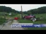 Kentuckian With Epic Accent Interviewed By Local TV Concerning Car Crash Bee Attack Incident