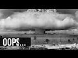 10 Times The Military Mistakenly Dropped Nuclear Bombs