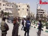 Syrian Army Celebrations In Yabrud - Complete Victory