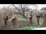 15.04.2014 Brave Ukraine National Guard Soldier Stop Russian Spetsnaz With Hand Grenade