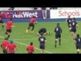 15-Year-Old English Rugby Player Is Amazing