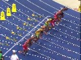 100 Meters By Usain Bolt