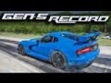 1500HP TT Viper - 1 2 Mile Speed Record