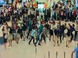 Dance Attack In Dubai Int. Airport