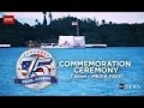 Live - 75th National Pearl Harbor Remembrance Day Celebration