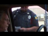What To Say To Police During A Traffic Routine Stop