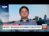 Author Of That Horrible Snowden Article Has Even Worse CNN Interview