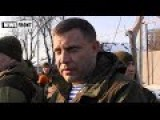 Eng Subs DPR PM Zakharchenko Interview On Donetsk Airport, Minsk Agreement, Future Of Ukraine