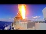New Russian Weapons 2017 - Kalibr Rocket Slow Motion GoPro Hero 4
