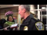Agenda Driven Media Gets Scolded By Police Chief