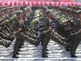 North Korean Special Forces Practice's Assault On South Korean Airport