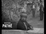 1930s Jackass Crashes Plane Over Cliff Edge