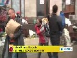 Pro-Russian Protesters In Control Of Ukrainian State Buildings