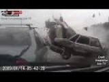 10 Minutes Of Brutal Car Crashes Caught On Dashcam