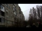 The Russ. Terorist Target Civilian Areas In Debaltseve+Avdeevka