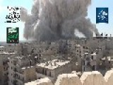 Syria - SL Huge Tunnel Bomb Attack 18 09 HD Footage