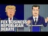 The Real Fox Business Debate